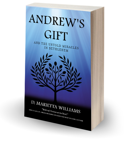 Cover of Andrew's Gift